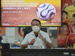 Zainudin Amali: Suporter Jangan Datang ke Stadion Atau Gelar Nobar di Piala Menpora 2021