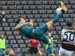 Striker AC Milan Tua-tua Keladi, Zlatan Ibrahimovic Ternyata Lebih Kuat dari 10 Tahun Lalu
