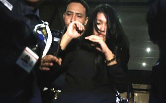 Foto-foto Diduga Gadis Seksi Teman Kencan Orang Dekat Presiden PKS - maharani.jpg