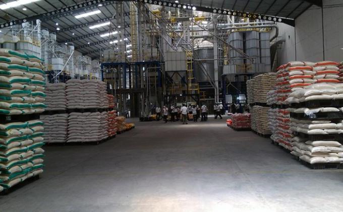 Mengintip Aktivitas Pabrik Beras di Sragen Solo - Tribunnews.com Mobile