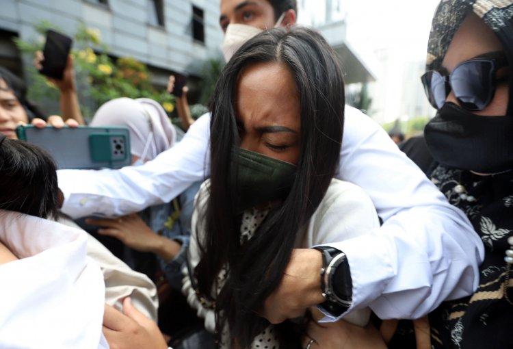 Rachel Vennya Penuhi Panggilan Penyidik Polda Metro Jaya