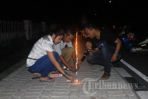 1000 Lilin Warga NTT