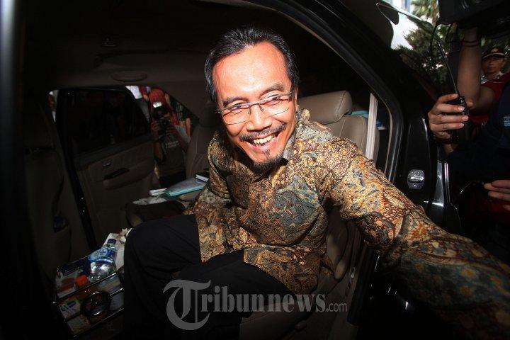 Mentan Suswono Diperiksa KPK