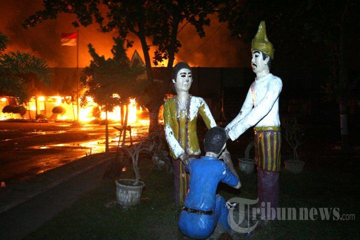 Kerusuhan di Lapas Tanjung Gusta Medan