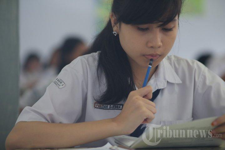 Tes Masuk SMA Unggulan Smansa