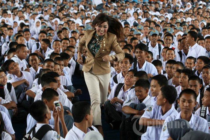 MOS Bersama Siswa Baru SMP dan SMA Se-Makassar