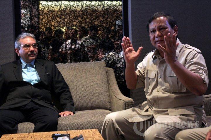 Prabowo ke Malaysia