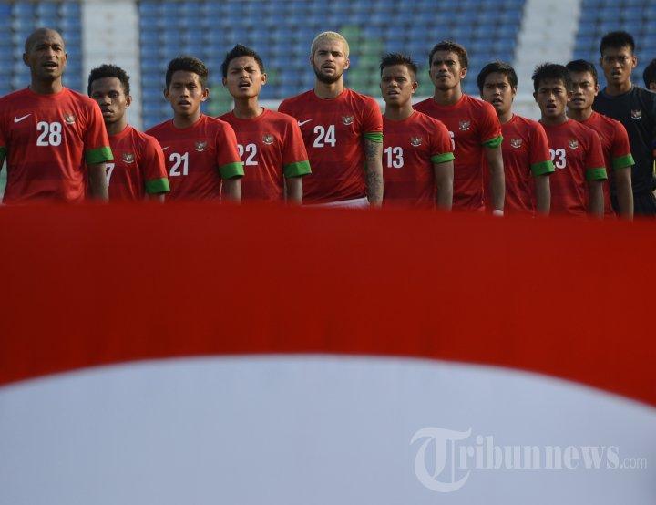 Timnas Indonesia vs Thailand SEA Games 2013