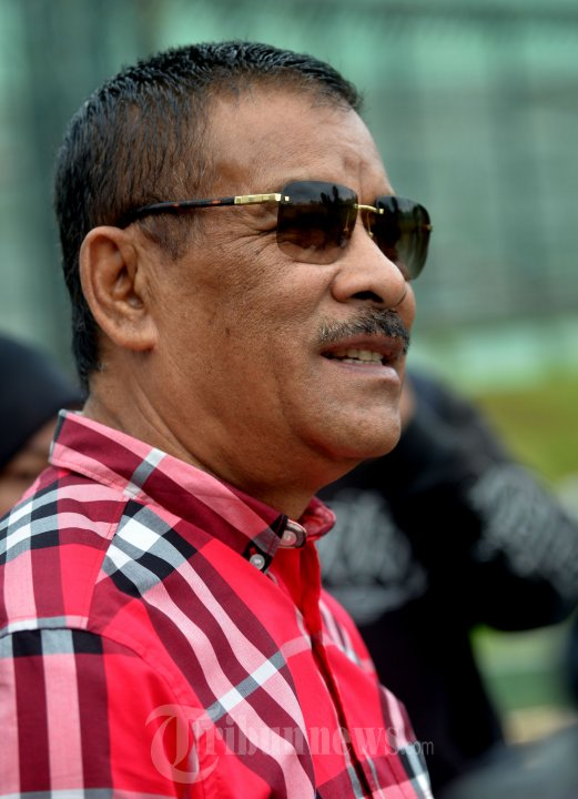 Umuh Muchtar Manager Persib Bandung
