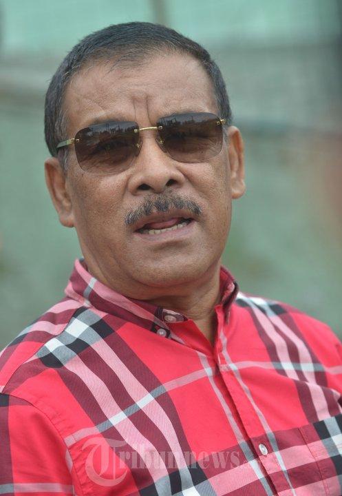 Umuh Mochtar Manager Persib Bandung