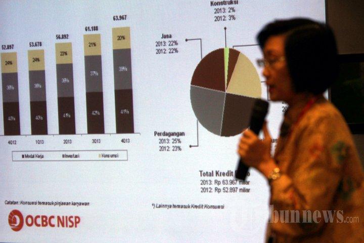 Bank OCBC NISP Bukukan Laba Bersih Rp 1,1 Triliun