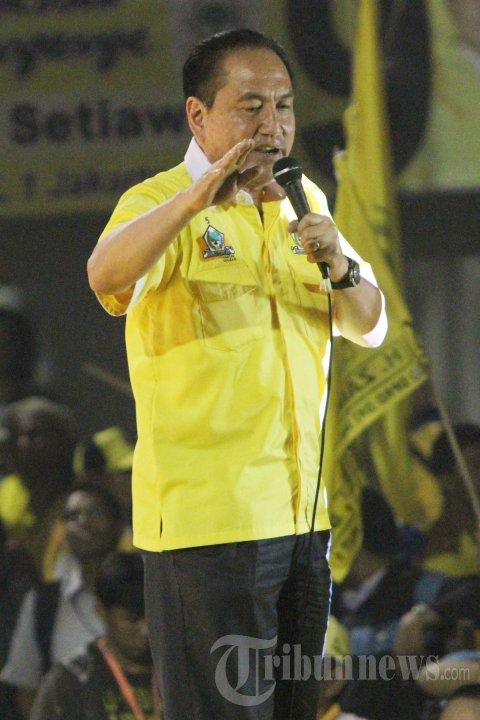 Kampanye Partai Golkar di Jakarta