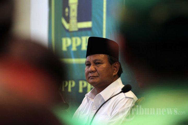 PPP Dukung Prabowo dalam Pilpres 2014