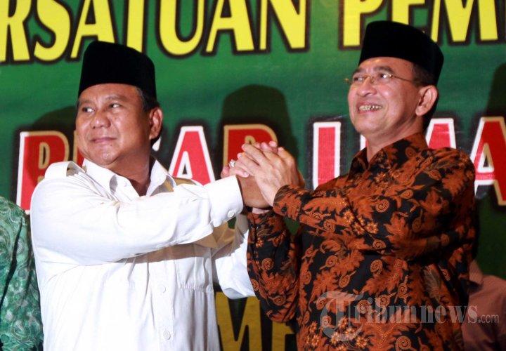 PPP Dukung Prabowo