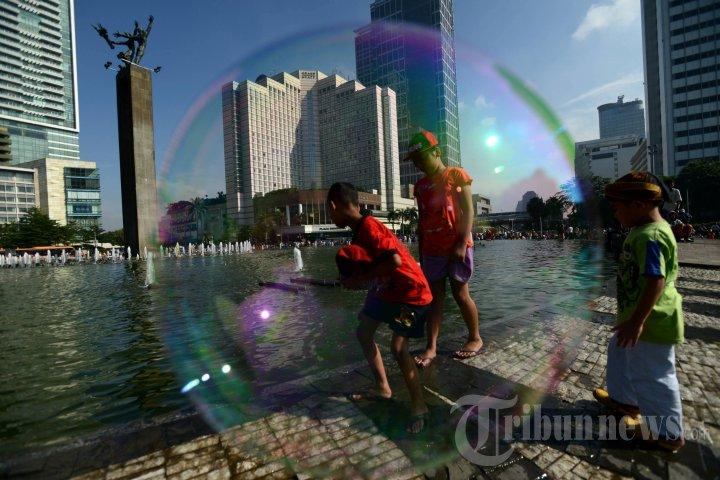 Menikmati Jakarta di Minggu Pagi, Foto 2 #1145632 ...