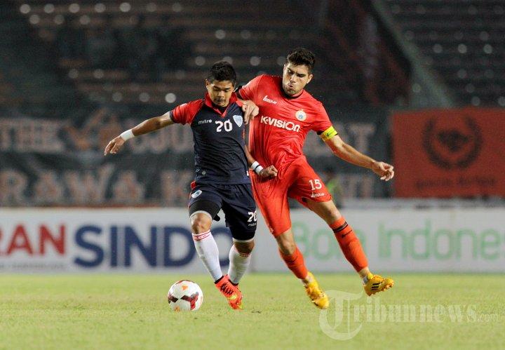 Persija Ditahan Imbang Pelita Bandung Raya 1-1