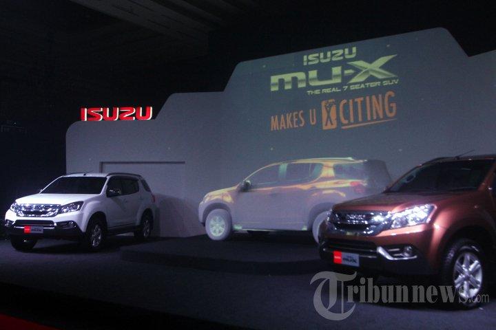 Launching Isuzu MU-X The Real 7 Seater
