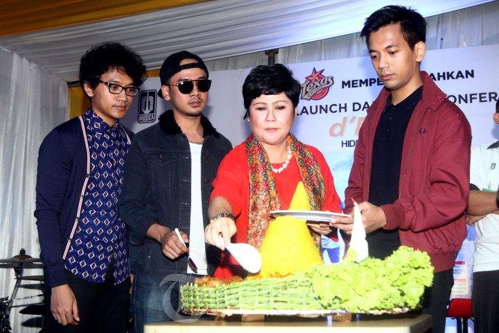 Launching Album Ke-4 D