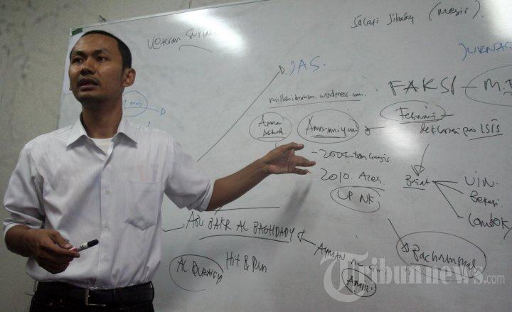 Pergerakan ISIS di Indonesia
