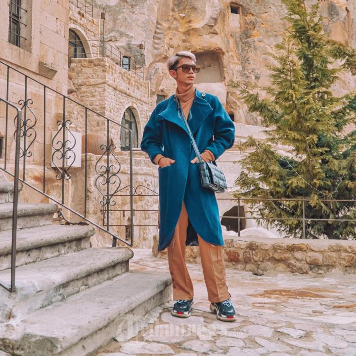 Aawan Setiawan Dulu Model Kini Beralih Menjadi Fashion Stylist