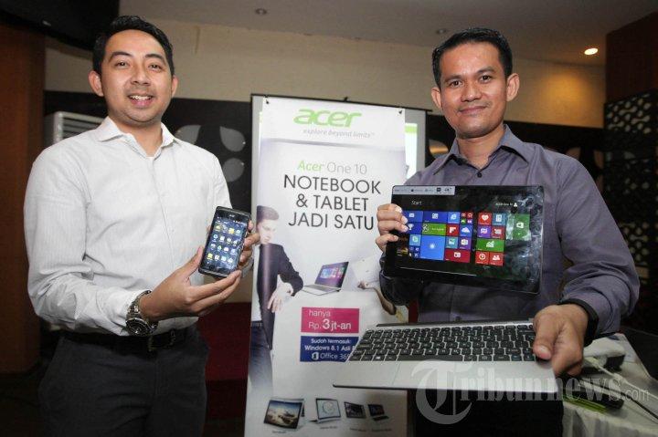 Acer Kenalkan Produk Baru