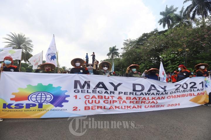 Aksi May Day