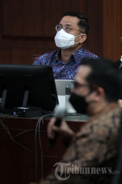 Anggota DPR RI Ihsan Yunus Saksi Sidang Juliari Batubara
