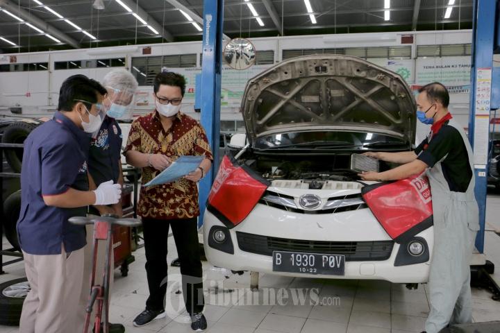 Bengkel Mobil Astra Internasioanal Daihatsu Lebaran Tetap Buka