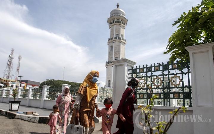 Berwisata Ke Masjid Raya Baiturrahman Banda Aceh Foto 1 1863539 Tribunnews Com