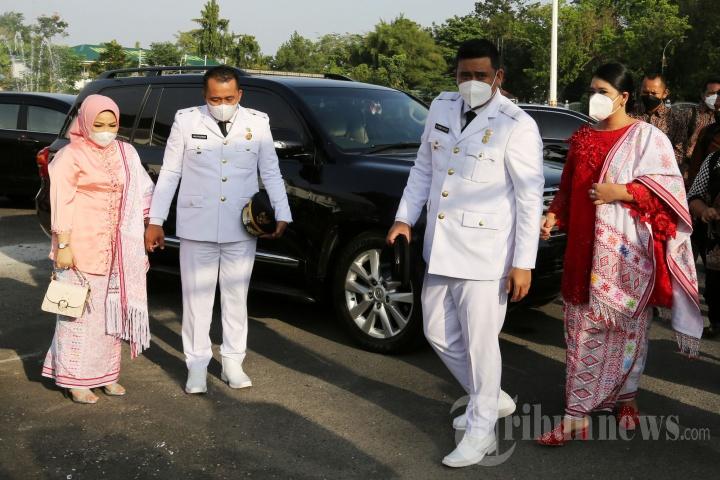 Bobby Nasution Dilantik Jadi Wali Kota Medan