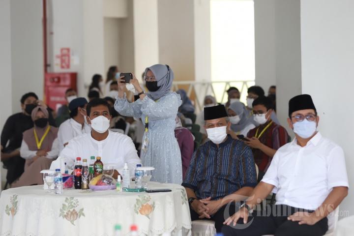 BPJAMSOSTEK Berbagi Kebahagiaan di Hari Raya Idul Fitri 1442 H