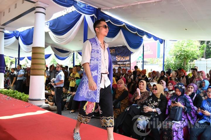 Busana dan Kain Batik Karya Warga Binaan Pemasyarakatan