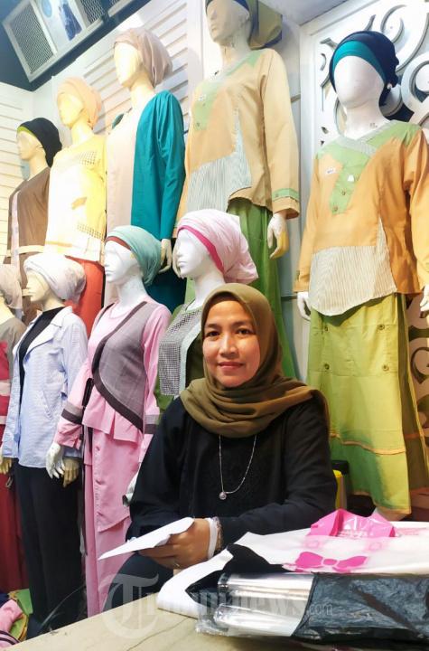 Busana Muslim Lunan Go Fashion
