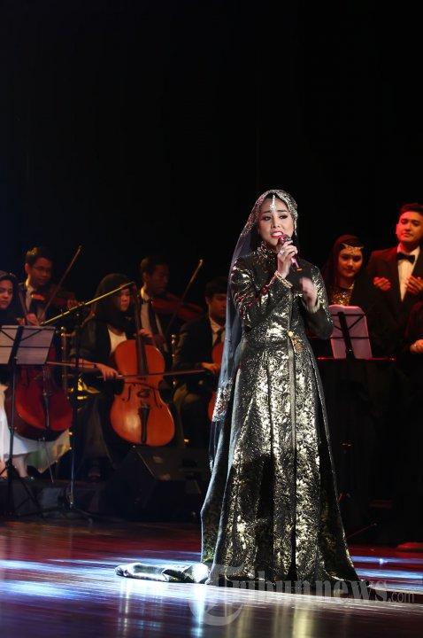 Cici Paramida Buat Video Klip Album Religi