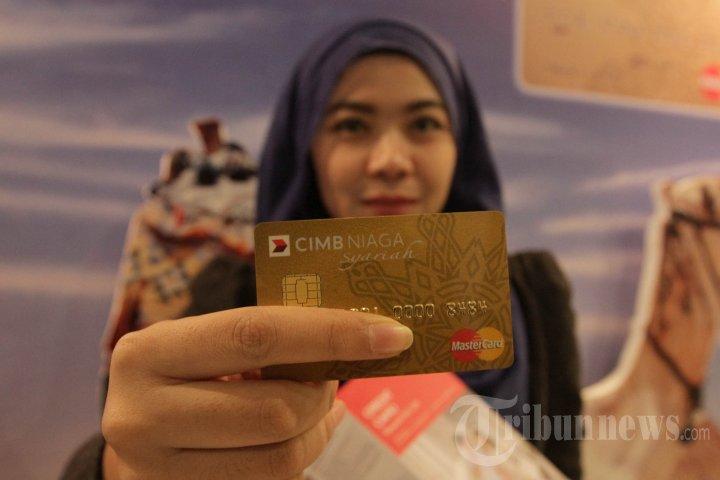 Cimb Niaga Sampaikan Konsep Syariah Dalam Kartu Kredit Foto 1 1601044 Tribunnews Com Mobile