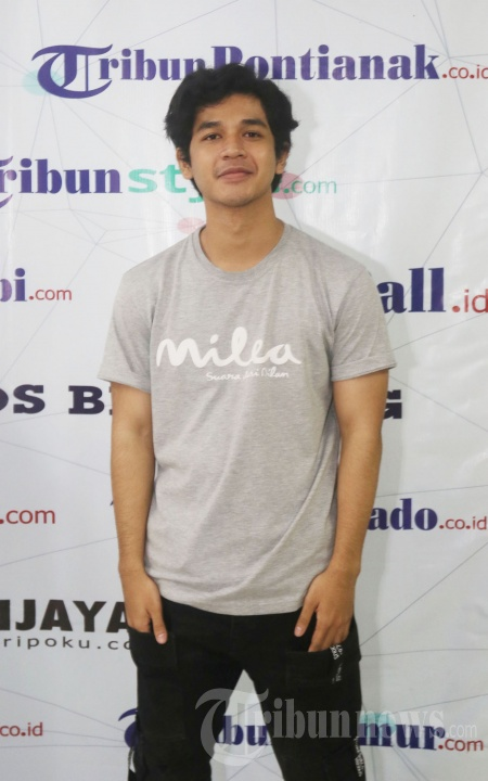 Debo Andryos Aryanto Main dalam Film Milea: Suara dari Dilan