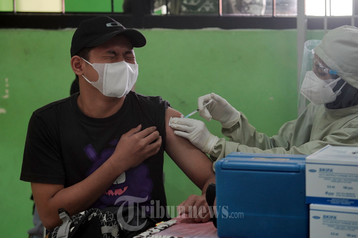 DKI Mulai Vaksinasi Covid-19 Anak Usia 12-17 Tahun, Foto 8 ...