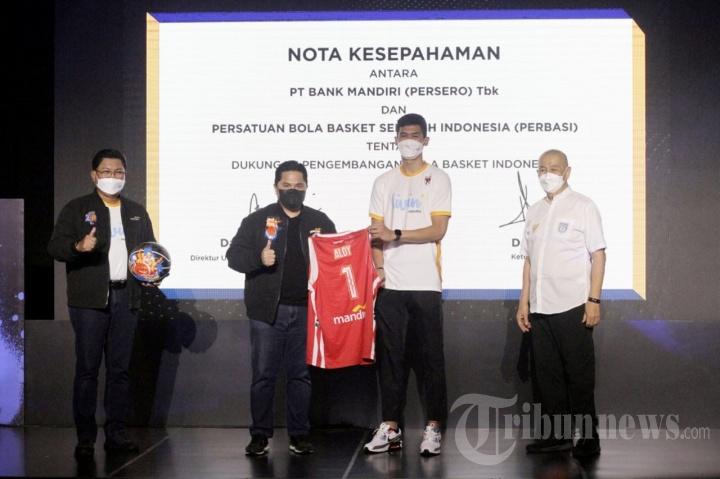 Dukungan Mandiri untuk Basket Indonesia