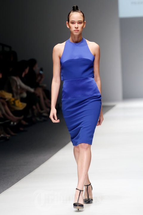Fashion Show Karya Peggy Hartanto di JFW 2015