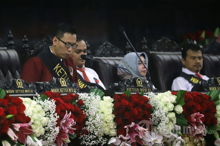 Gladi Bersih Pelantikan Presiden