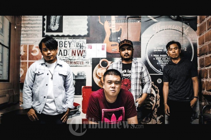Grup Band Echo Wind Luncurkan Single Dimension