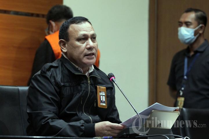 Gubernur Sulawesi Selatan Nurdin Abdullah Terjaring OTT KPK