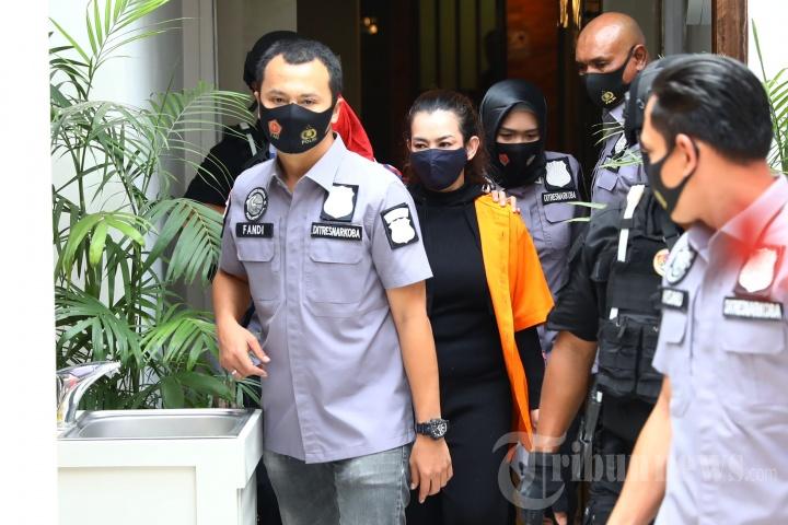 Gunakan Sabu, Reza Artamevia Kembali Ditangkap Polisi
