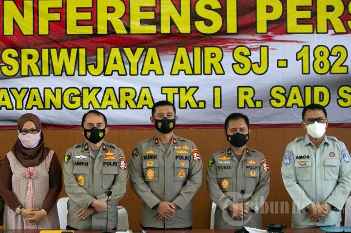 Identifikasi Korban Pesawat Sriwijaya Air SJ 182 Resmi Ditutup