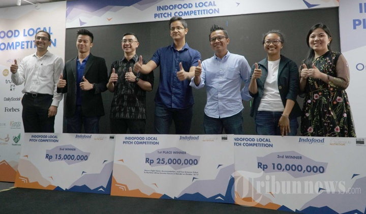 Indofood Local Competition 2018