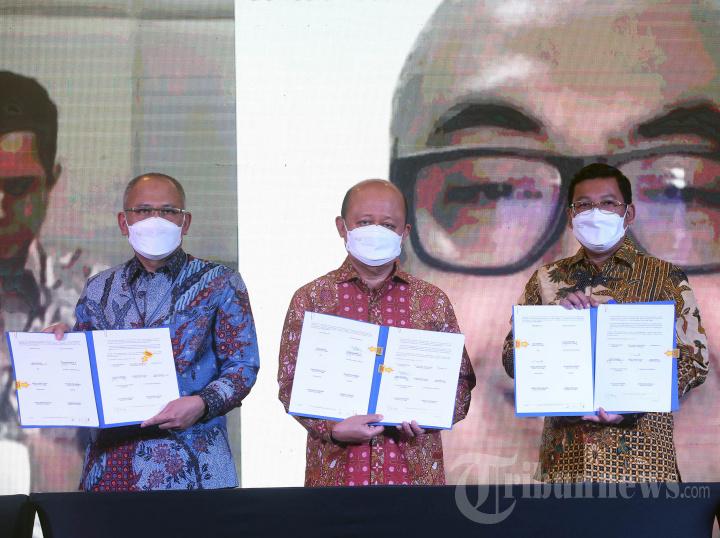 Indonesia Food-Fertilizer Research Institute dan Indonesia Food-Fertilizer Learning Institute Diresmikan