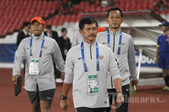 Indra Sjafri Pelatih Timnas Indonesia U19