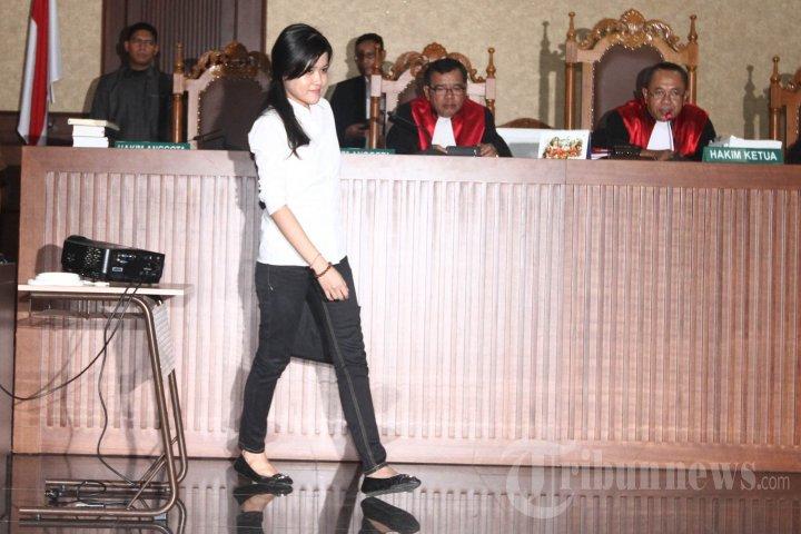 Jessica Kumala Wongso Dituntut 20 Tahun Penjara!