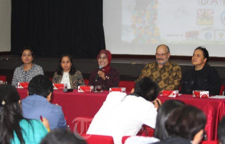 Jupers Festival Film Perempuan dan Peluncuran Album Natasha Dema