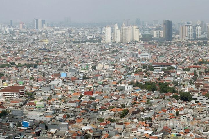 Kepadatan Ibukota Jakarta Foto 7 1823293 Tribunnews Com Mobile